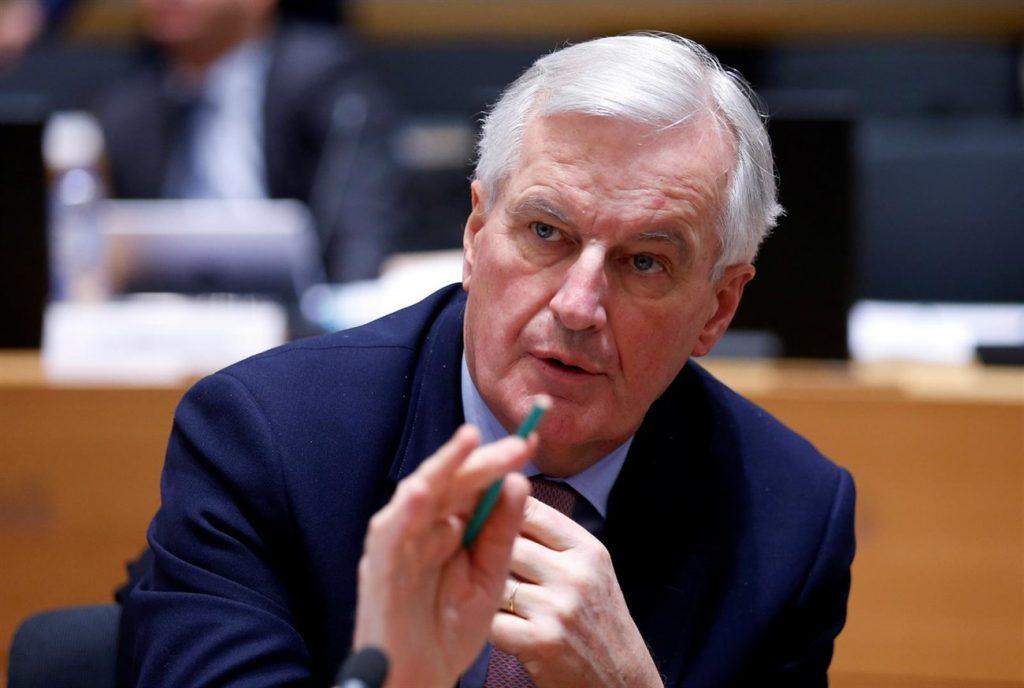 Michel Barnier, negociador de UE en el Brexit. | EP