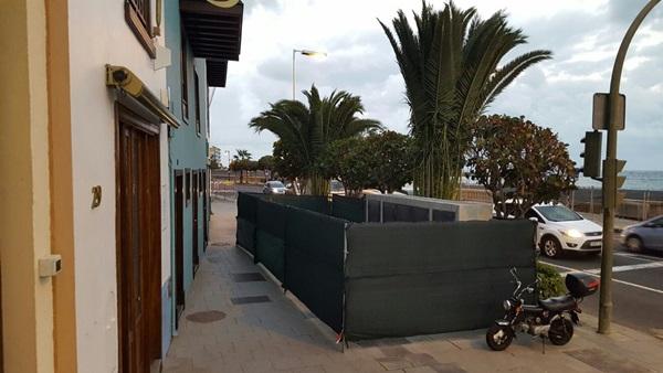 El mamotreto de la Avenida Marítima será derribado a petición de Patrimonio Histórico