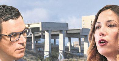 Vuelven a licitar la vía Ofra-El Chorrillo después de pagar el 40% más de lo presupuestado