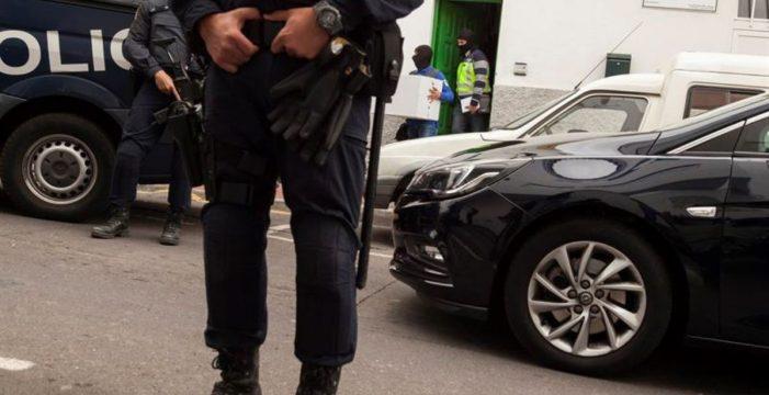 La Policía llevaba meses siguiendo la pista de los tres detenidos en San Isidro