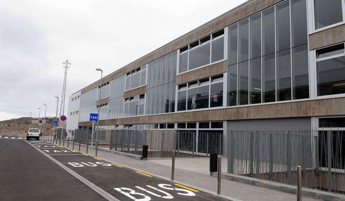 El hospital público comarcal del norte de la Isla está situado en el municipio de Icod de los Vinos. DA