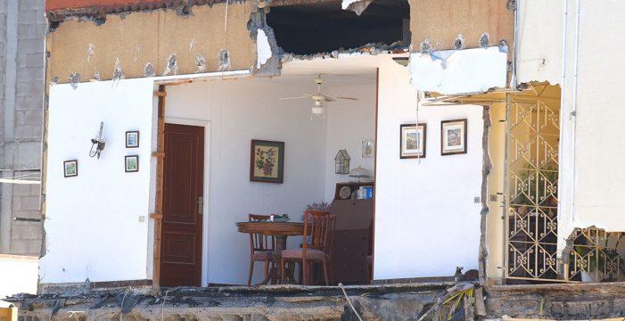 La empresa que reformó el local del edificio derrumbado identifica a quienes contrataron la obra