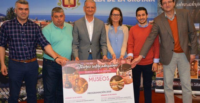 Los cuatro museos se unen para mostrar sus tesoros