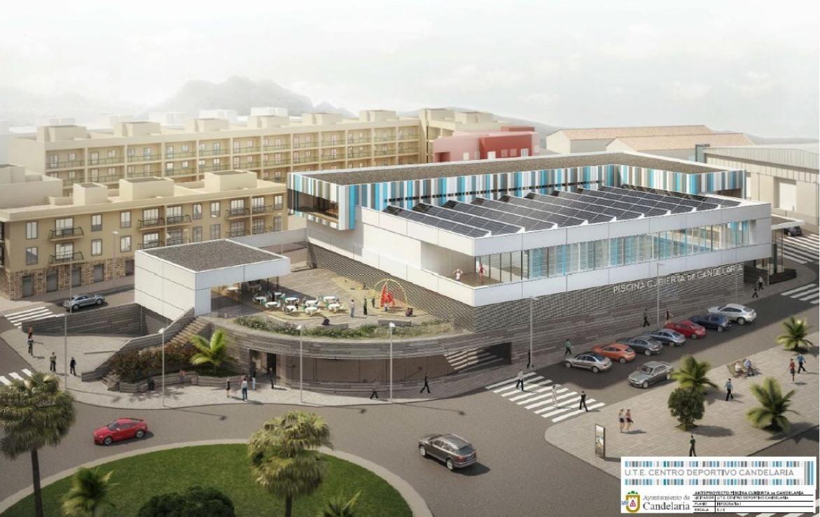 El proyecto de la UTE se excedía en los metros cuadrados dedicados a actividades que no tenían que ver con el uso deportivo. DA