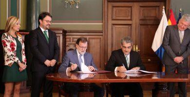Canarias recibe más de 2.000 millones de euros en unas cuentas estatales históricas para el Archipiélago