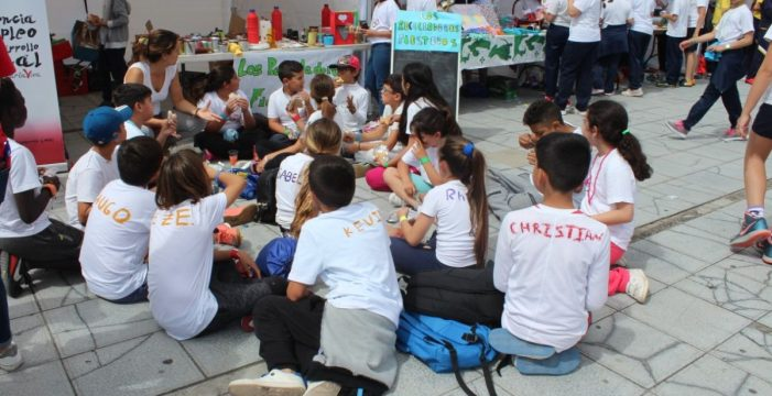 El proyecto escolar 'Enseñar para Emprender' se cita en Candelaria