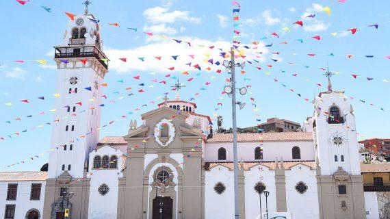 'Blindan' la Basílica de Candelaria para protegerla de los posibles ladrones