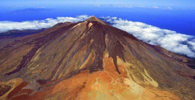 En los alrededores del volcán del Teide se instalarán cuatro nuevos dispositivos para prestar especial atención a esta zona. Cedida por Involcan