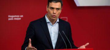 El PSOE aceptaría convocar elecciones si Sánchez gana la moción de censura