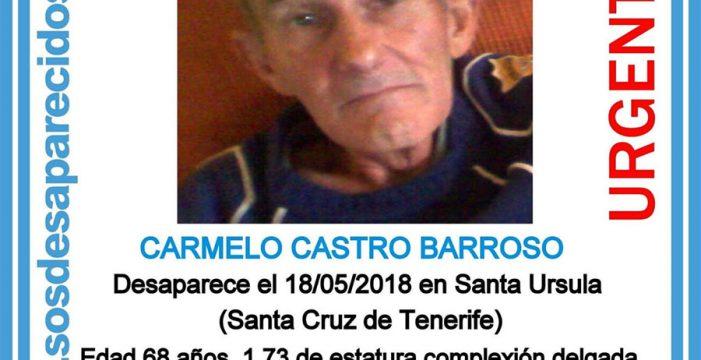 Sin noticias de un pescador desaparecido en Santa Úrsula