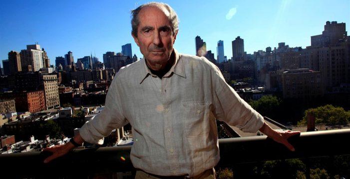 Muere a los 85 años el escritor estadounidense Philip Roth