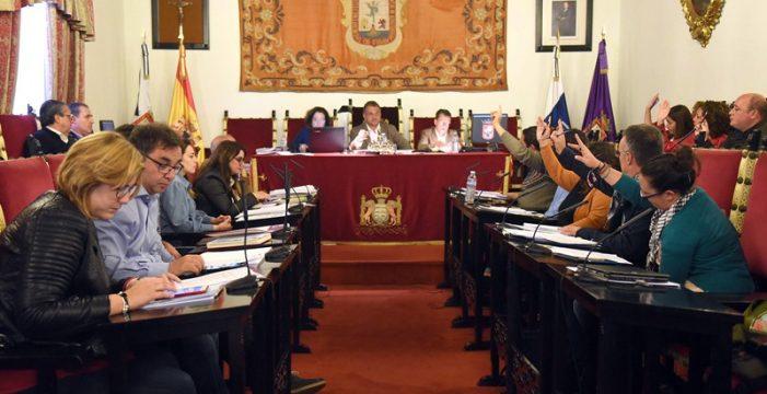 El Pleno de La Laguna aprueba solicitar la dimisión del consejero regional de Sanidad