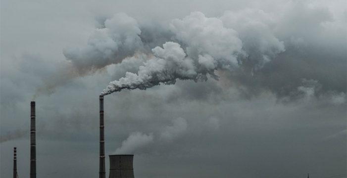 Los niveles de dióxido de carbono alcanzan un récord histórico durante el mes de abril
