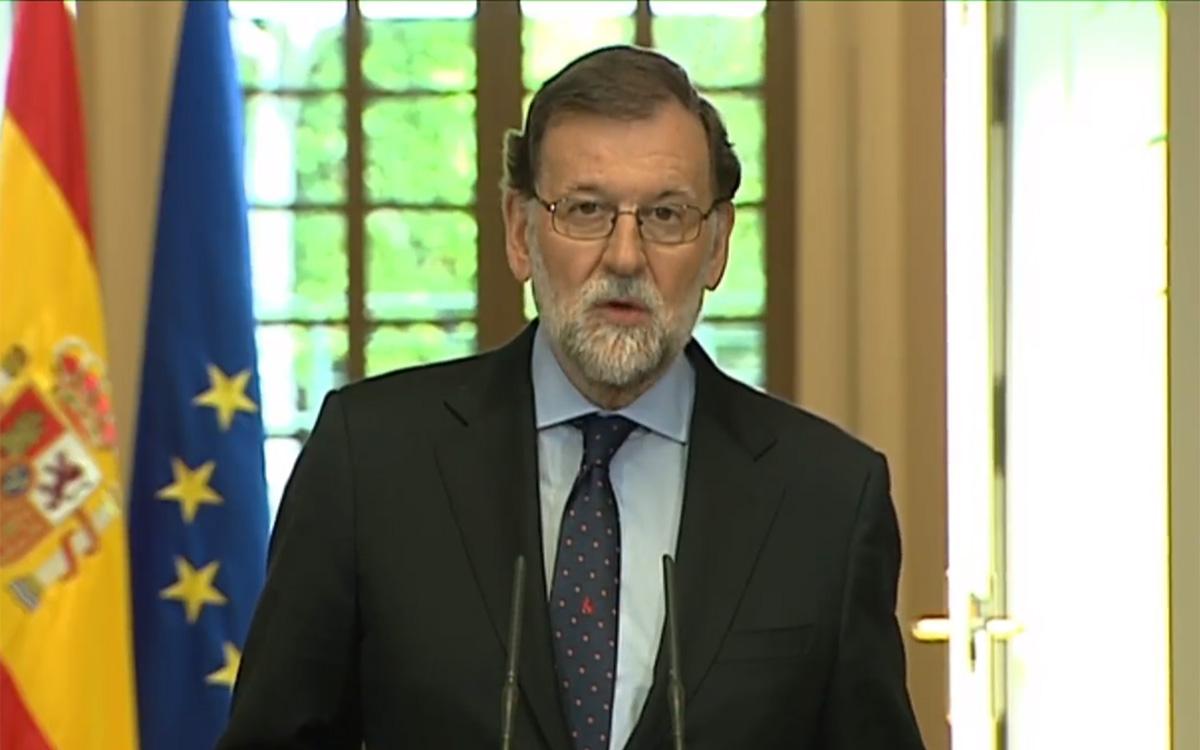 Resultado de imagen de Rajoy se reúne con Nueva Canarias en plena negociación para los presupuestos