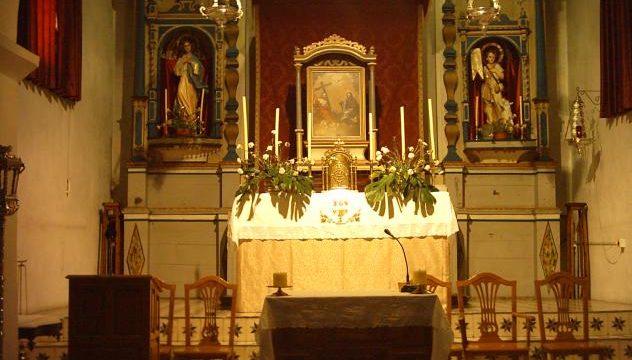 Vuelven a robar en otra iglesia de Candelaria, en esta ocasión en Igueste