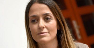 Teresa Berástegui. / FOTO: Sergio Méndez