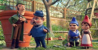 'Sherlock Gnomes'