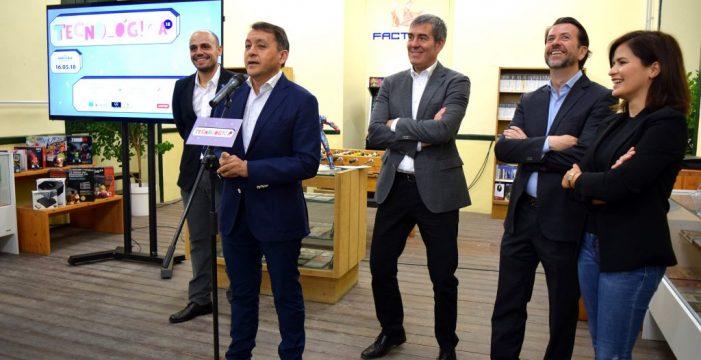 El proyecto 'Tenerife Smart Island' del Cabildo estará en Tecnológica Santa Cruz 2018