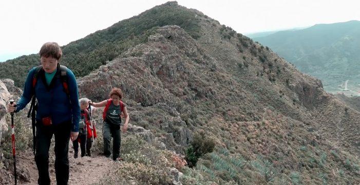 Llega el Tenerife Walking Festival, uno de los eventos de senderismo más relevantes de Europa