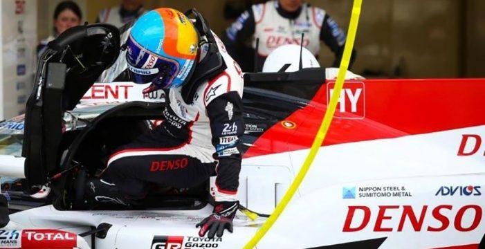 24 Horas de Le Mans: Alonso domina en los primeros tests oficiales