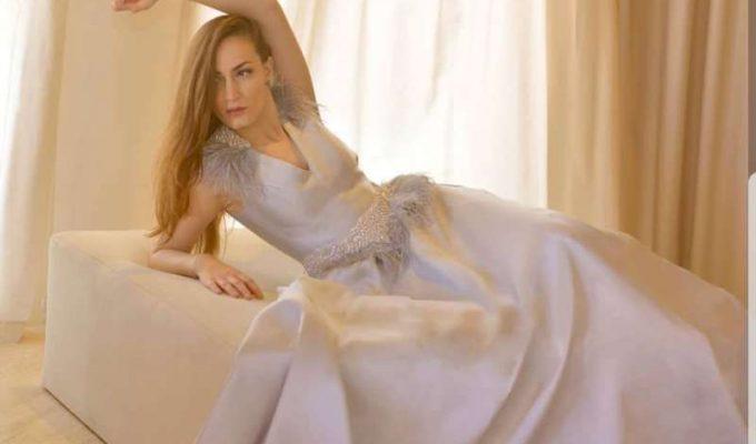 La joven isorana Alba González desfilará en la pasarela London Fashion Week