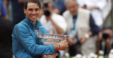 Rafa Nadal gana su 11 Roland Garros