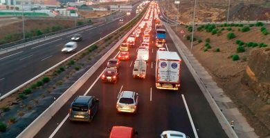 Martes negro con tres mujeres muertas en las carreteras de Tenerife