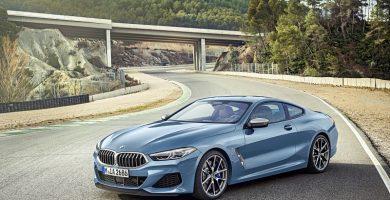 BMW presenta la redefinición del automóvil deportivo: el nuevo BMW Serie 8 Coupé
