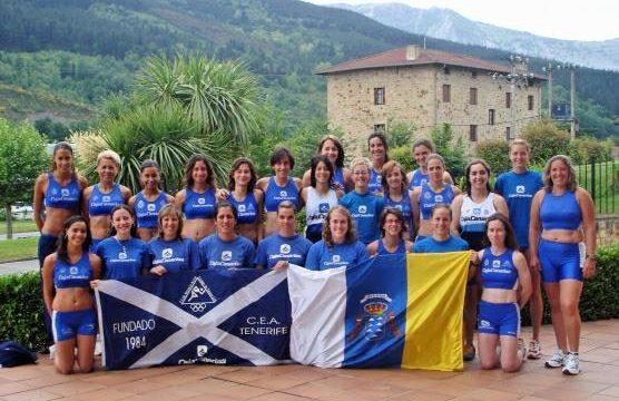 El CEA Tenerife 1984 desciende de categoría  por medio punto