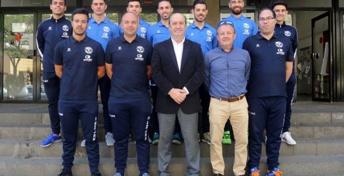 El CD Salesianos trabaja sin pausa para salir en Segunda División