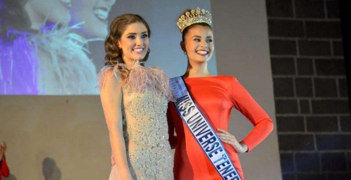 Aitana Jiménez, elegida Miss Universe Tenerife