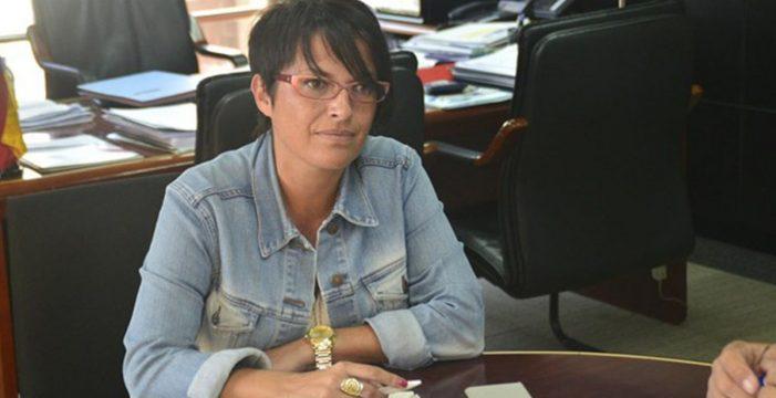 Elena Máñez, nueva delegada del Gobierno en Canarias