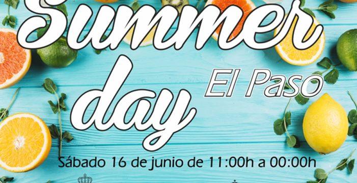 El Paso da la bienvenida al verano con una nueva edición del  'Summer Day'