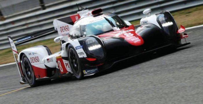 Fernando Alonso saldrá desde la pole en las 24 Horas de Le Mans