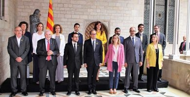 GOVERN DE LA GENERALITAT DE QUIM TORRA