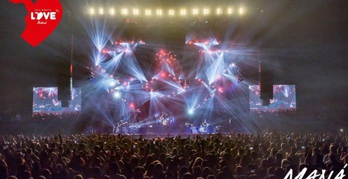 El Isla Bonita Love Festival supera ya las 5.000 entradas vendidas para su macroconcierto