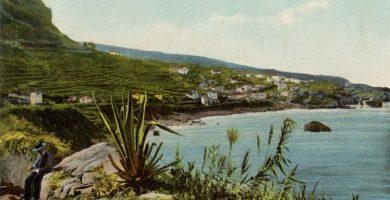 """""""Las Aguas"""", San Juan de La Rambla. Archivo: FEDAC"""