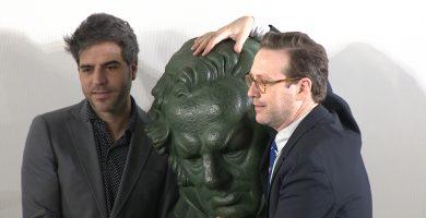 Los humoristas Ernesto Sevilla y Joaquín Reyes presentaron la pasada edición de la ceremonia de los Goya. | EP