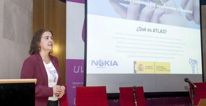 La ULL y Nokia presentan un proyecto que protege a víctimas de maltrato