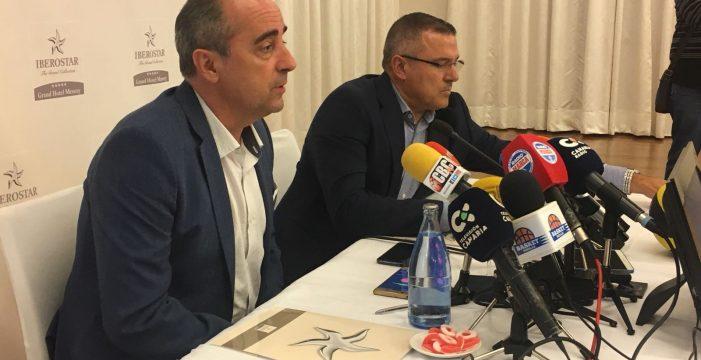 """Vidorreta: """"Debemos demostrar que tenemos la mejor plantilla de la historia del club"""""""