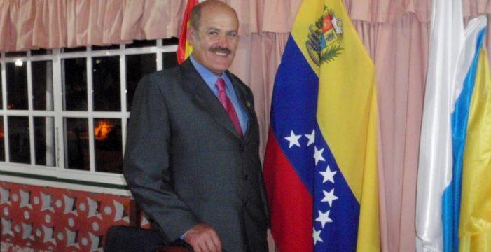 """Vicente Rodríguez: """"Mamá, papá y Venezuela son las primeras palabras que aprendí a decir"""""""