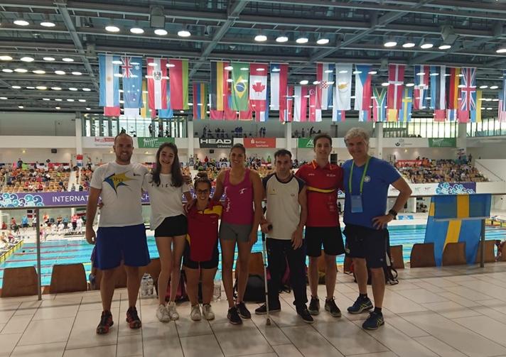 Los nadadores tinerfeños están obteniendo grandes resultados en Berlín |DA