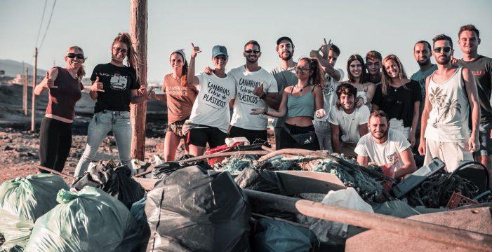 'Canarias Libre de Plásticos': un amor por el mar convertido en proyecto