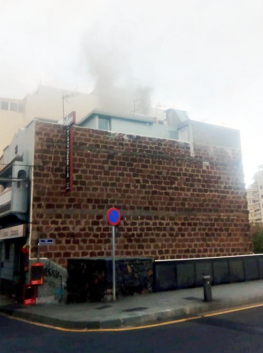 Incendio en el Rincón extremeño. / DA