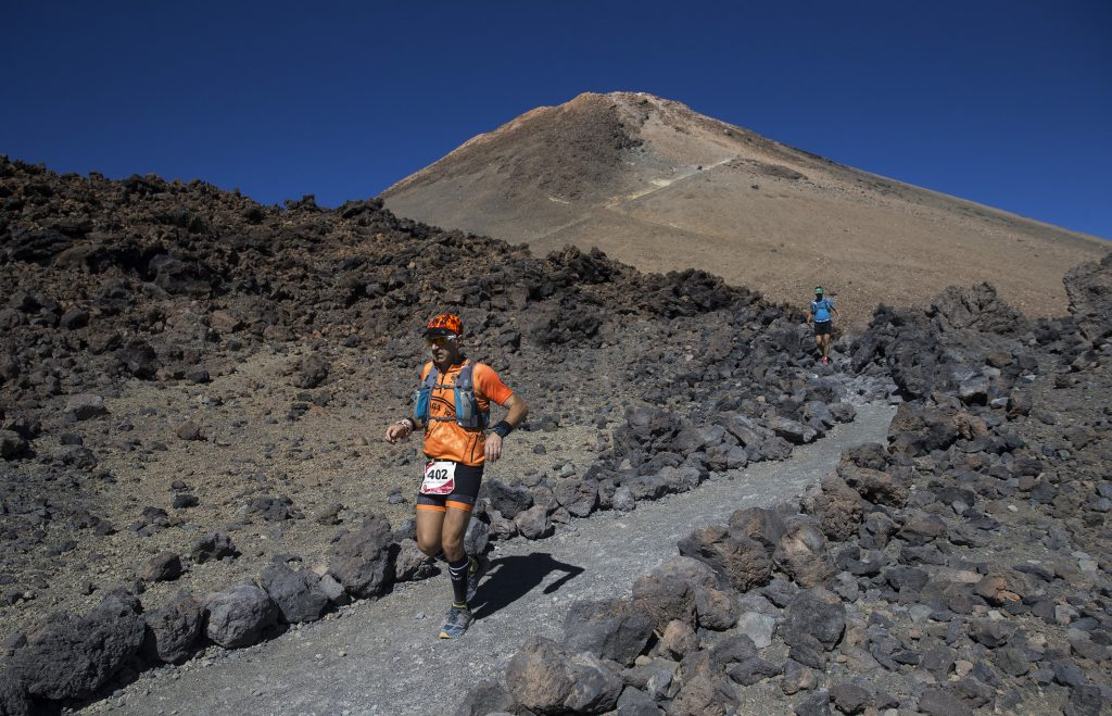 Cajamar Tenerife Bluetrail 2018