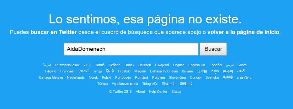 Dulceida ha dejado Twitter, pero mantiene su perfil abierto en otras redes sociales. | DA