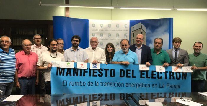 Cabildo y ayuntamientos buscan recortar un 20% el gasto en combustible, electricidad y agua