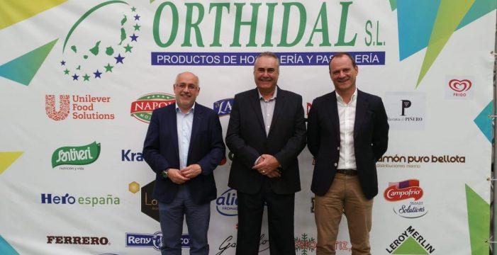 Las nuevas instalaciones de Frío Ortiz y Orthidal acogieron la I Feria Profesional de Hostelería