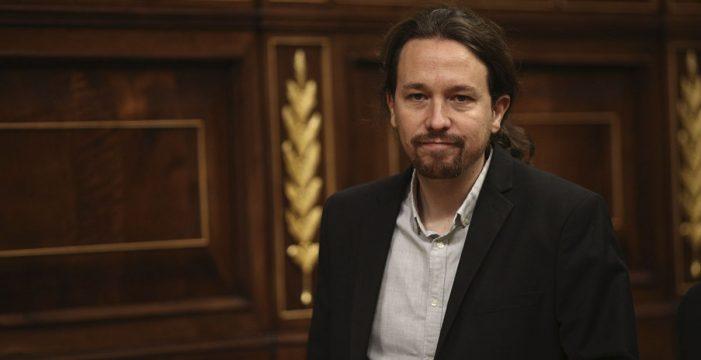 Pablo Iglesias o Pablo Iglesias: Podemos no tiene otra opción para La Moncloa