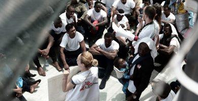 La Policía busca a 3 menores del Aquarius y localiza a otros 25 que no regresaron al centro de acogida de Alicante